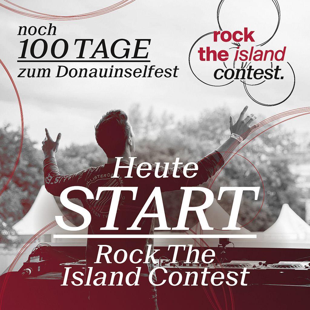 Donauinselfest 2019: Startschuss für den 9. Rock The Island Contest
