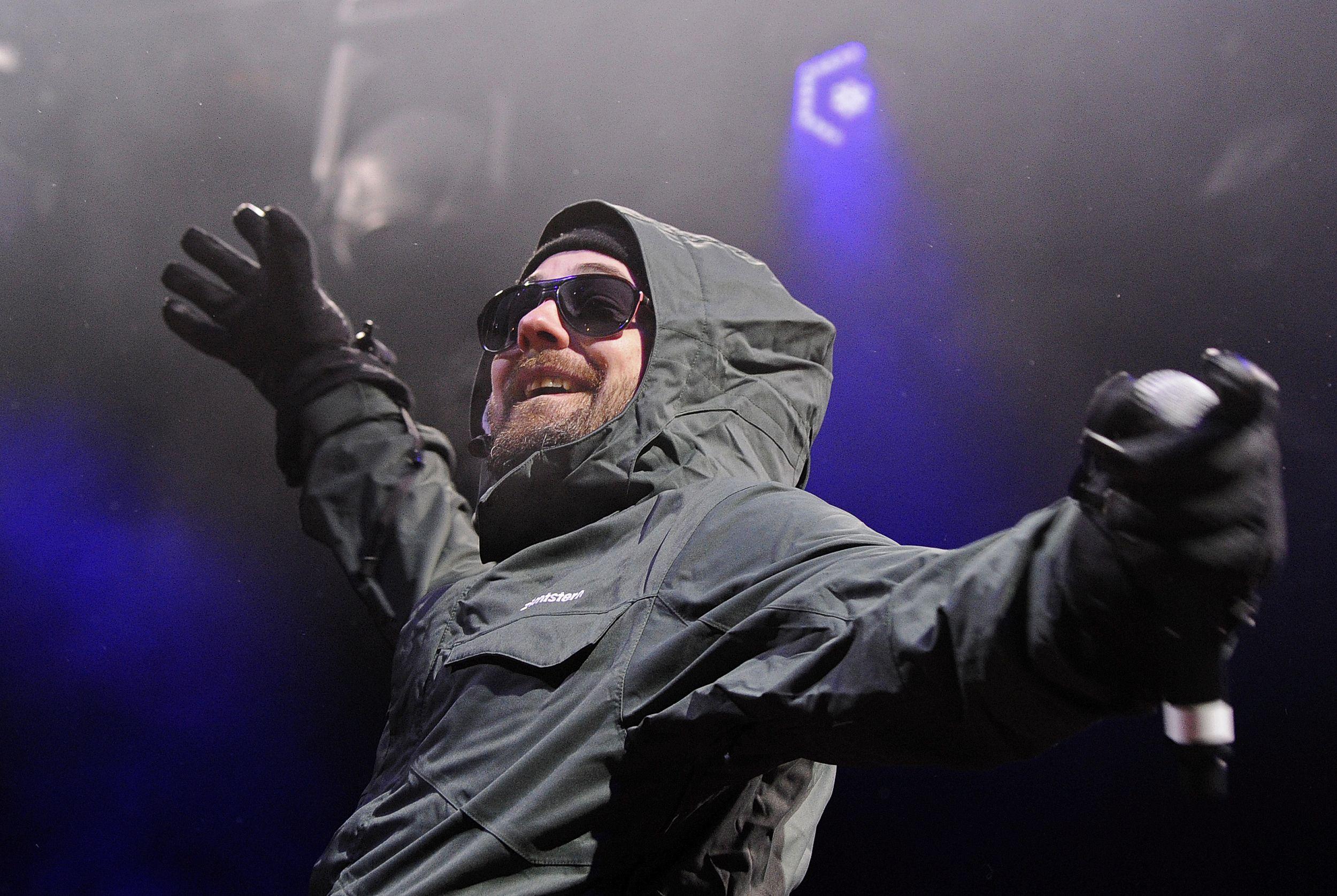 """Rapper Sido macht bei """"Tausend Tattoos Tour"""" auch in Wien Halt"""