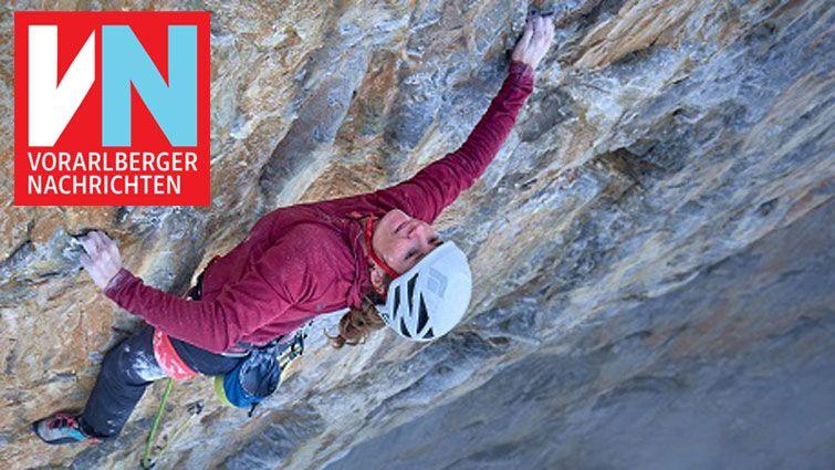 Bludenzer Apinistin bezwingt schwerste Route am Eiger