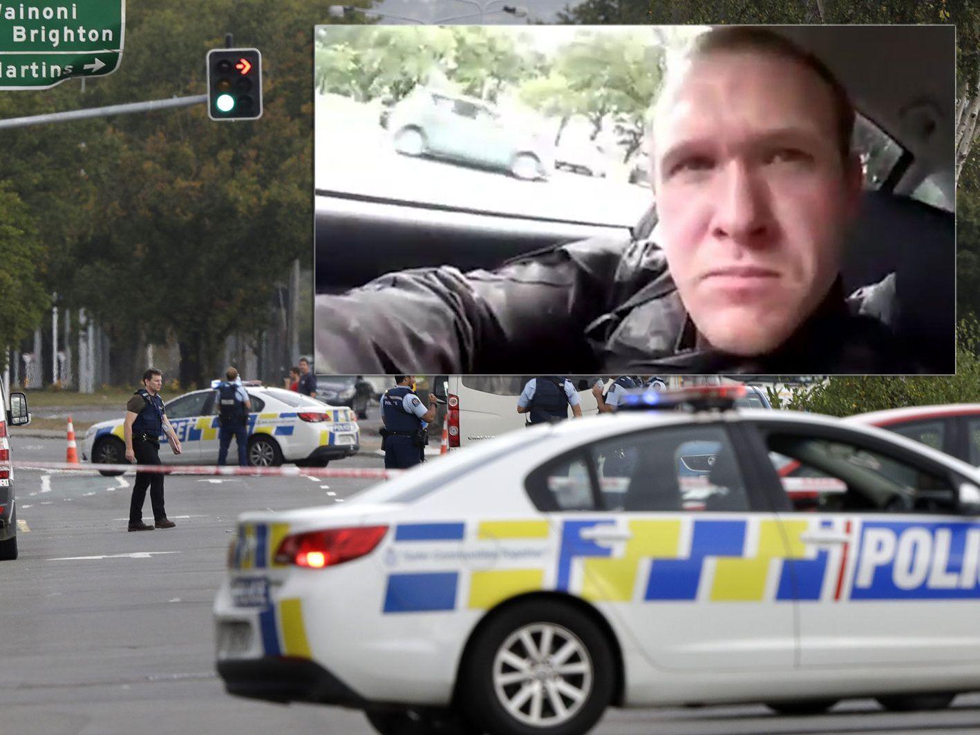 Neuseeland Terror Detail: Terrorakt In Neuseeland: 49 Tote Bei Angriff Auf Moscheen