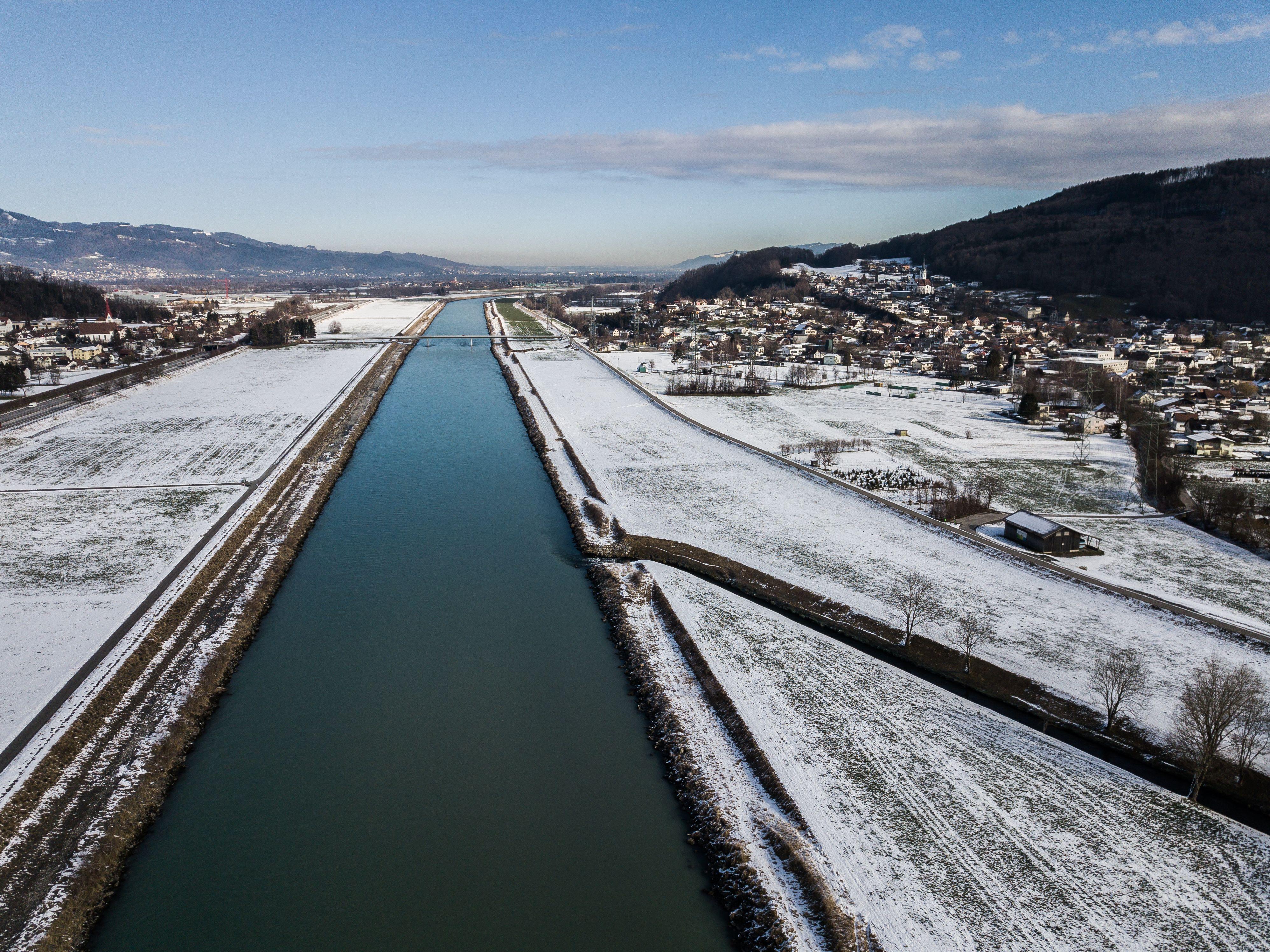 Vorarlberg: Gegner präsentieren Rhesi-Alternative