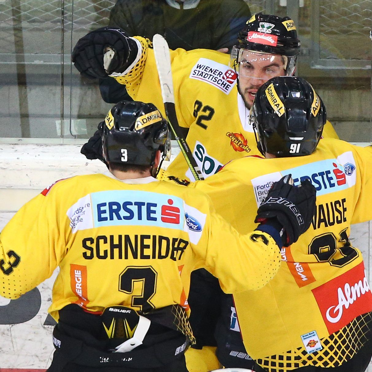 In Head-to-Head hatten die Caps mit 4:2 die Oberhand.