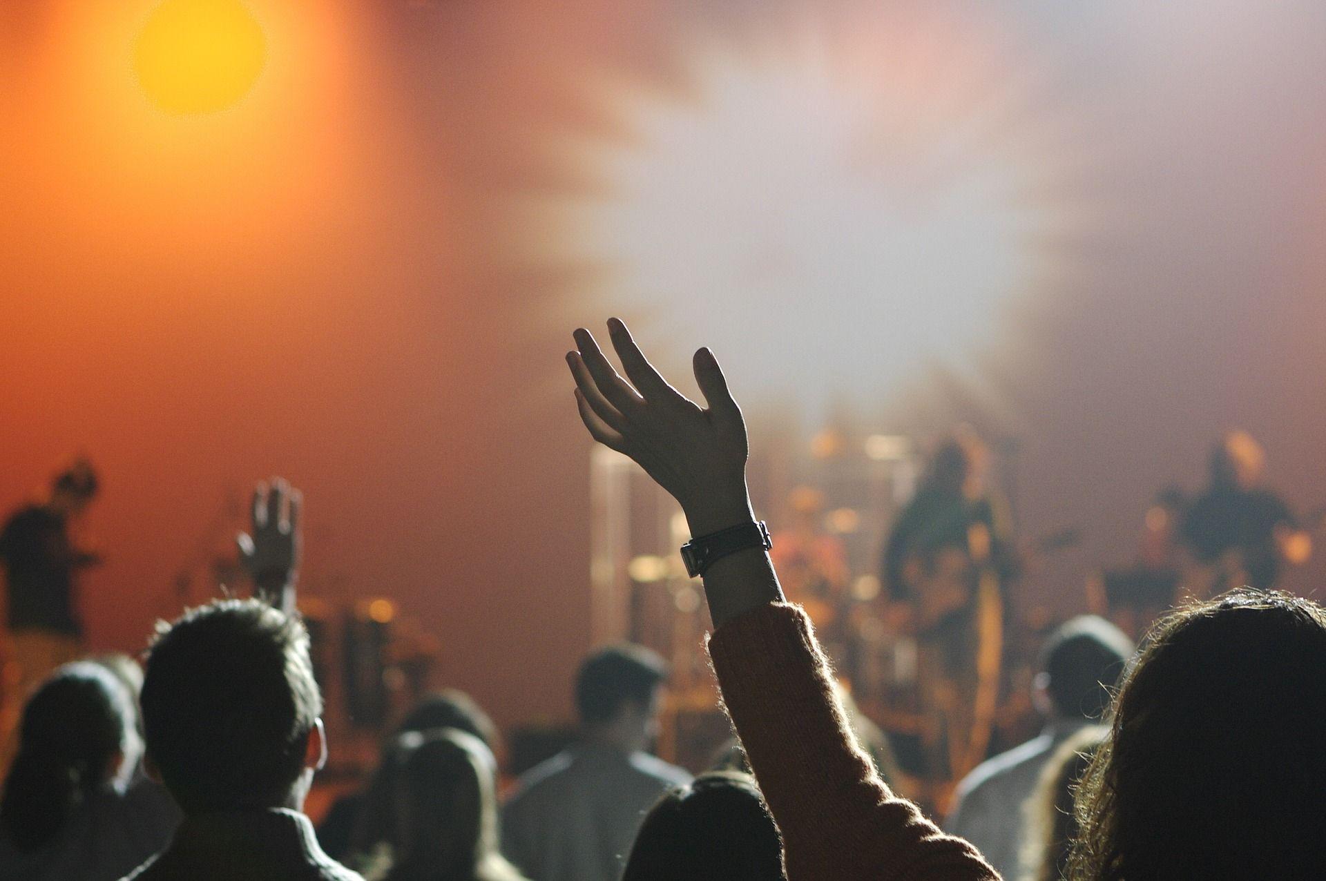 US-Metalband Windhand startete Tour in der Arena Wien