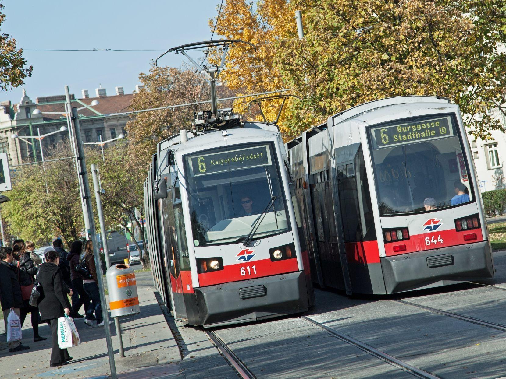 Wiener Linien änderungen Bei Straßenbahnlinien 6 11 Und 71