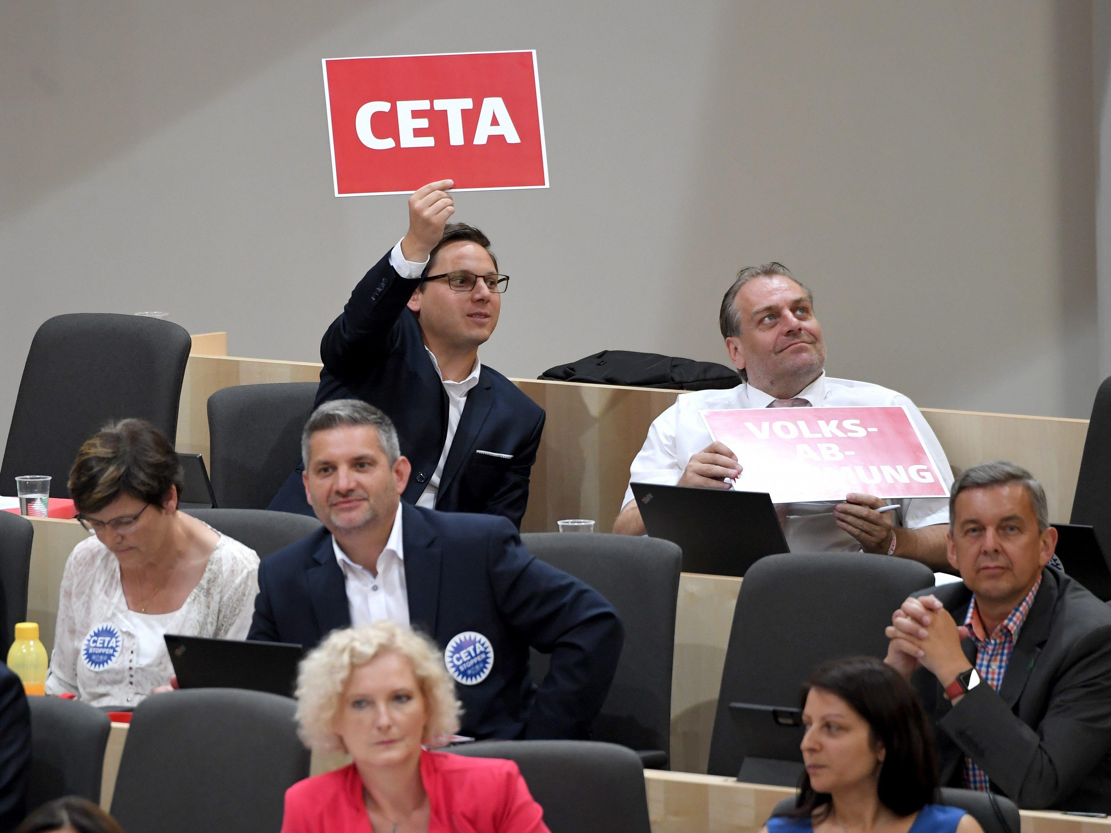 EuGH zu EU-Kanada-Handelspakt: Ceta-Schiedsgerichte mit EU-Recht vereinbar