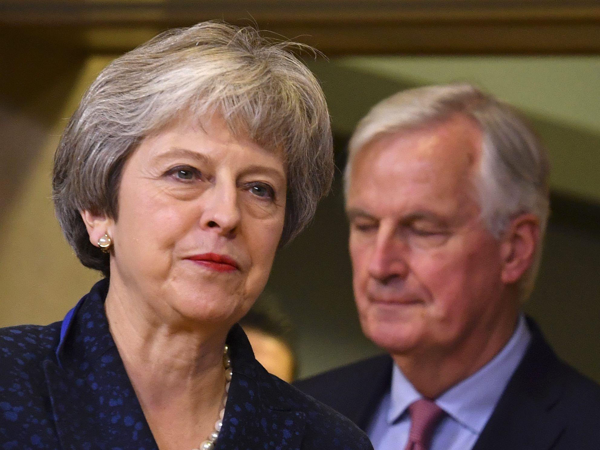 Unterhaus stimmt für Gesetz, dass No-Deal-Brexit verhindern soll