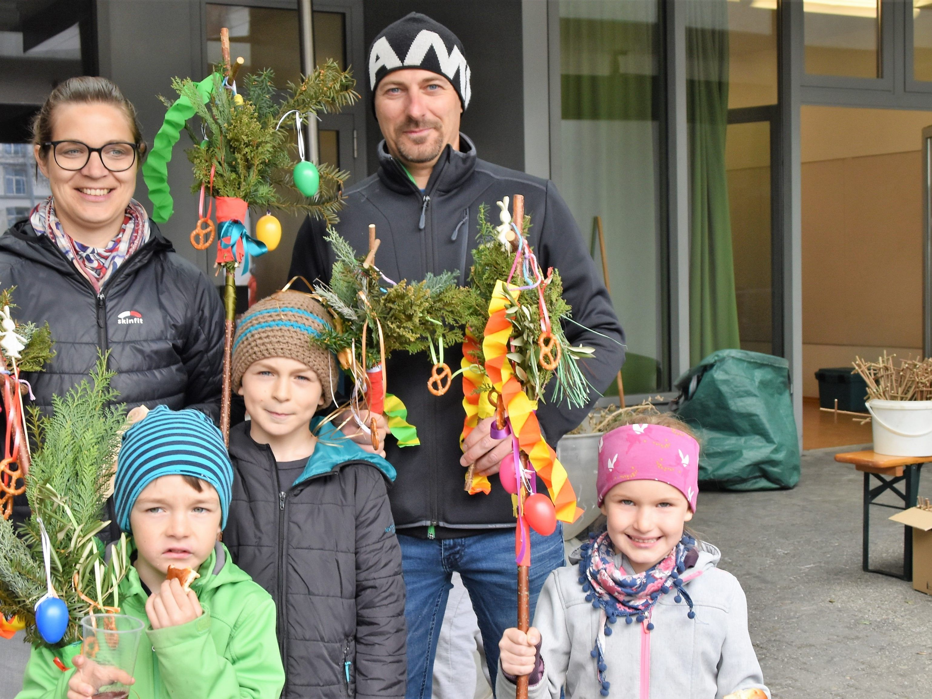 Gelebte Tradition in Götzis
