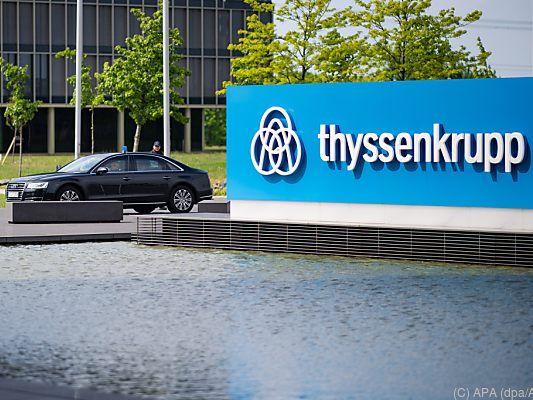 Aufzugssparte soll an die Börse: Grünes Licht für neuen Konzernumbau bei Thyssenkrupp