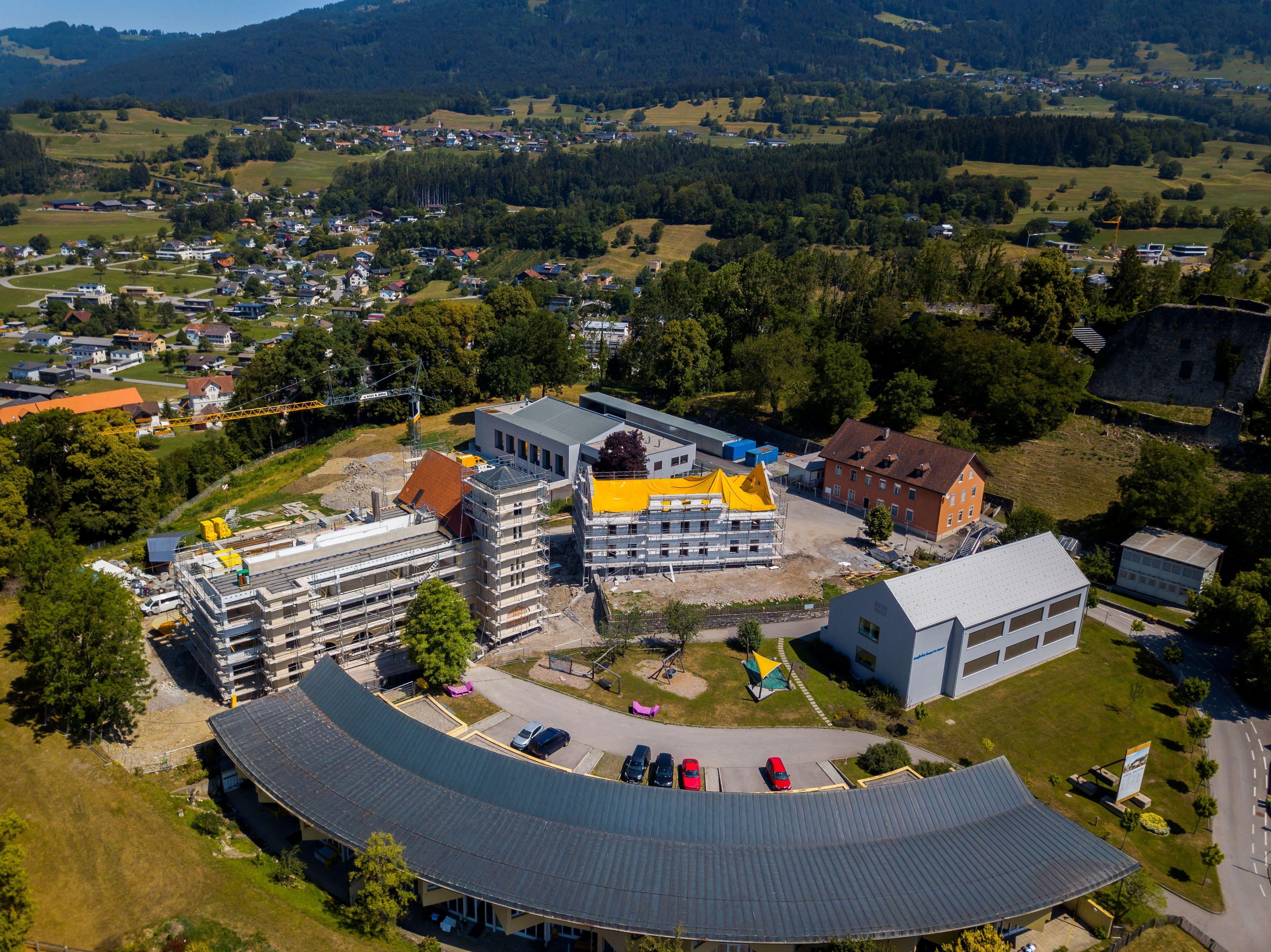 Vorarlberg: Wie es mit dem Erne-Areal in Schlins weitergeht