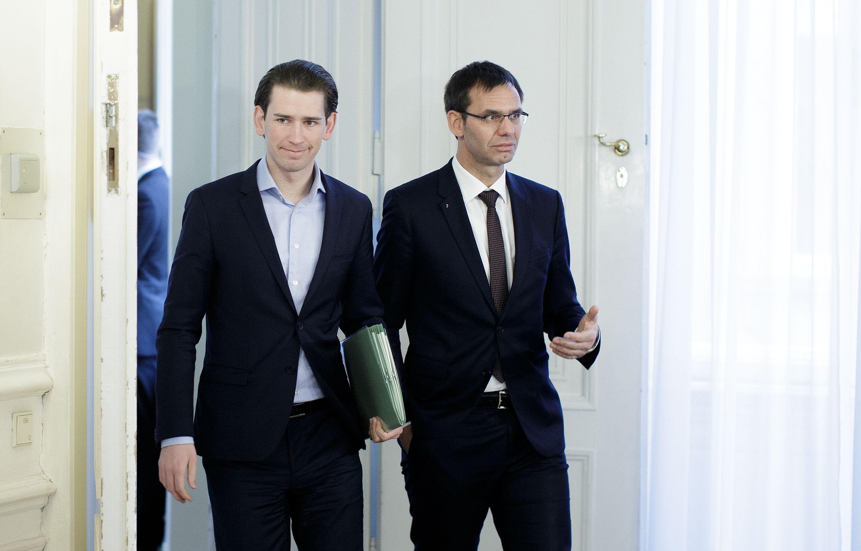 Regierungskrise: Wallner fordert Stabilität statt Chaos