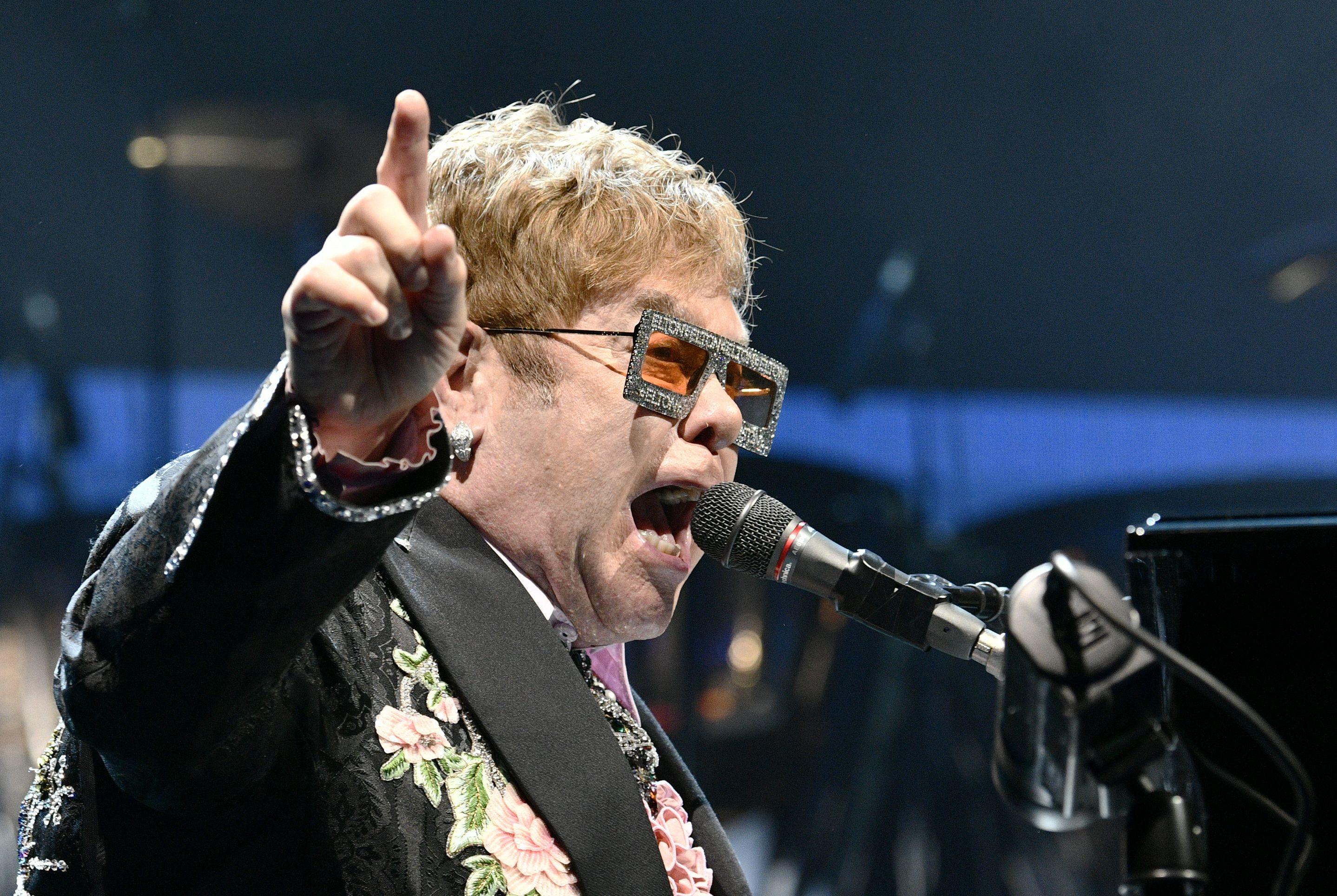 Abschied: Elton John hat Wien Lebewohl gesagt