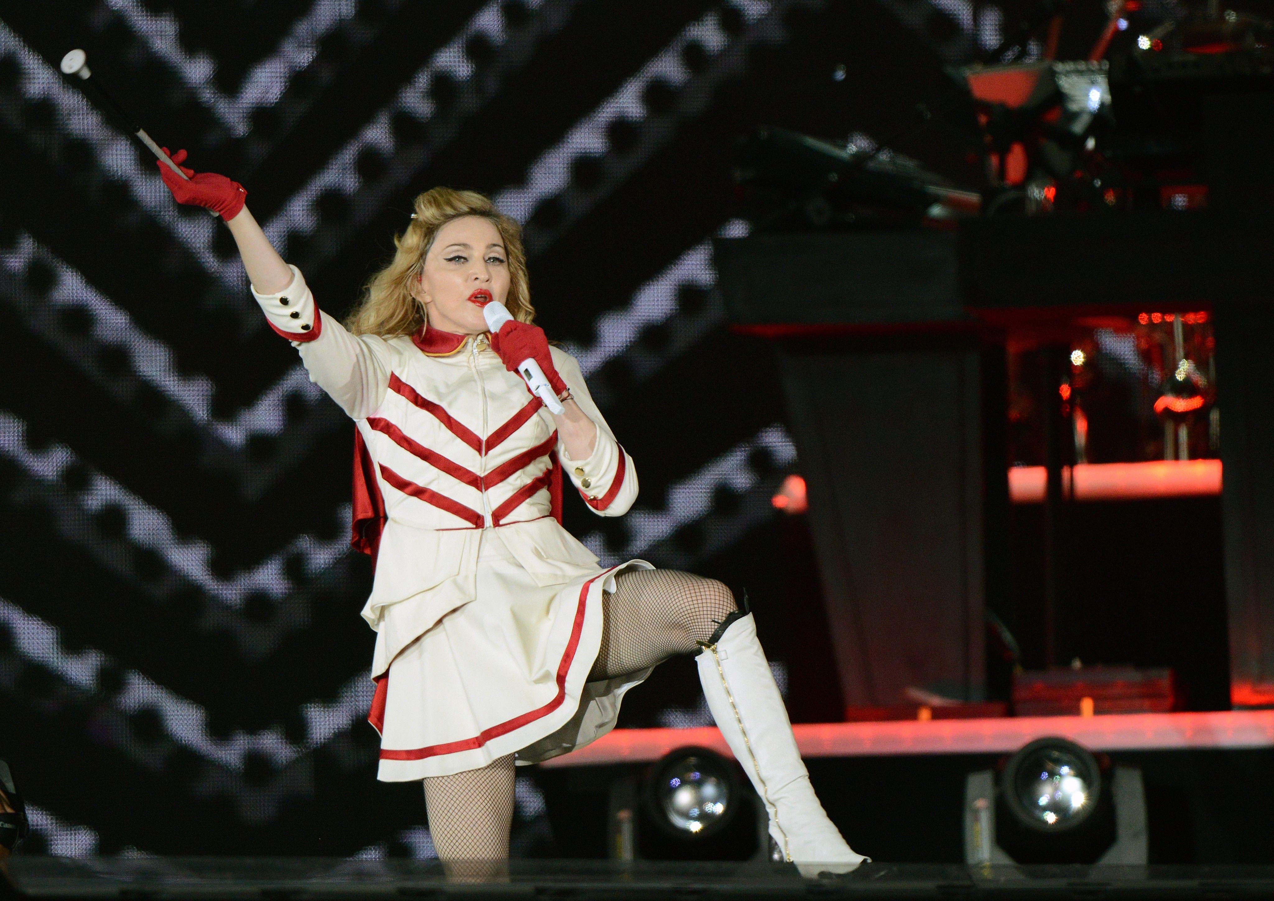 """Madame X"": Madonna startet 2020 Europa-Tournee"