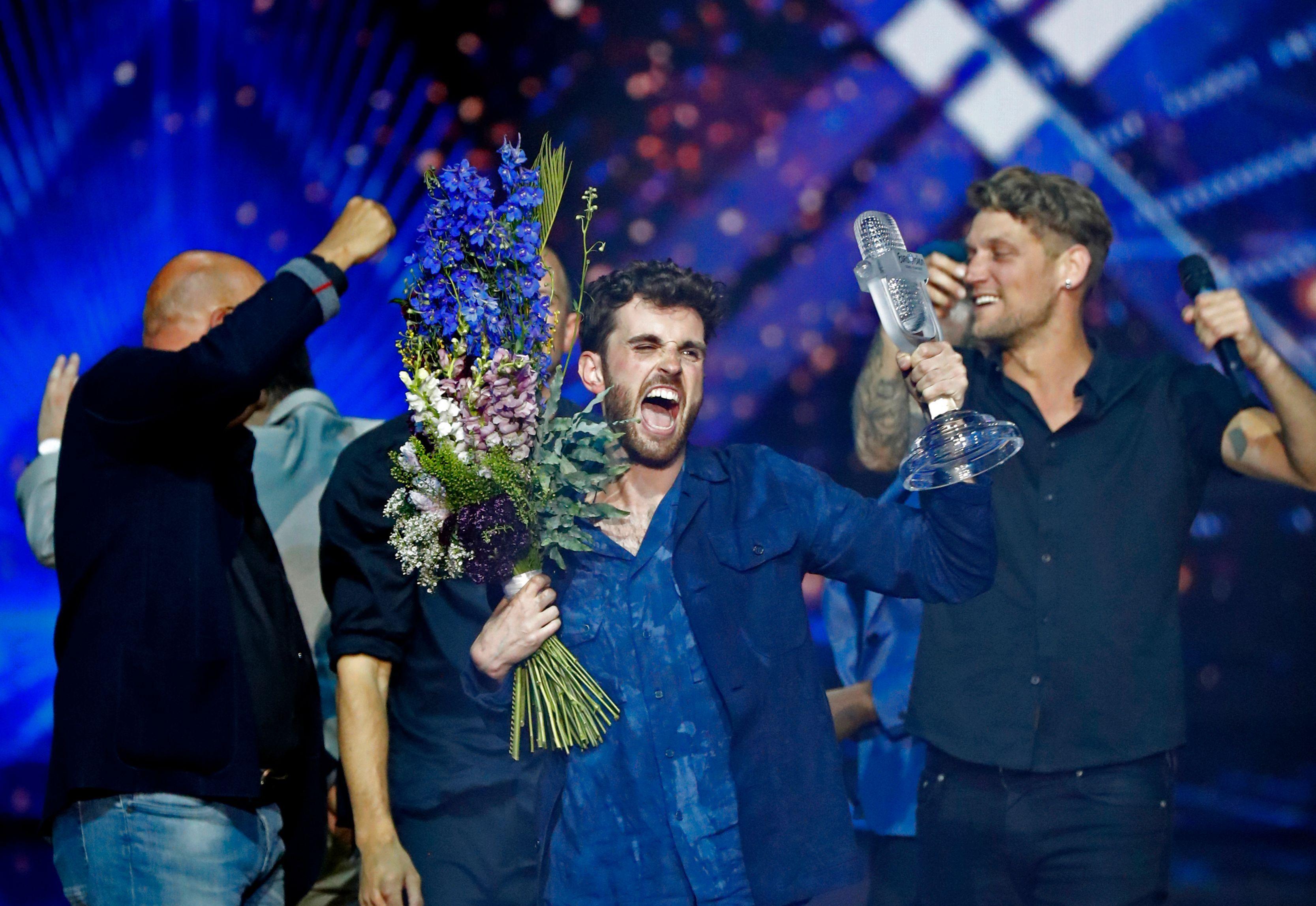 """Song Contest-Sieger Duncan Laurence: """"Ich habe keine Worte"""""""