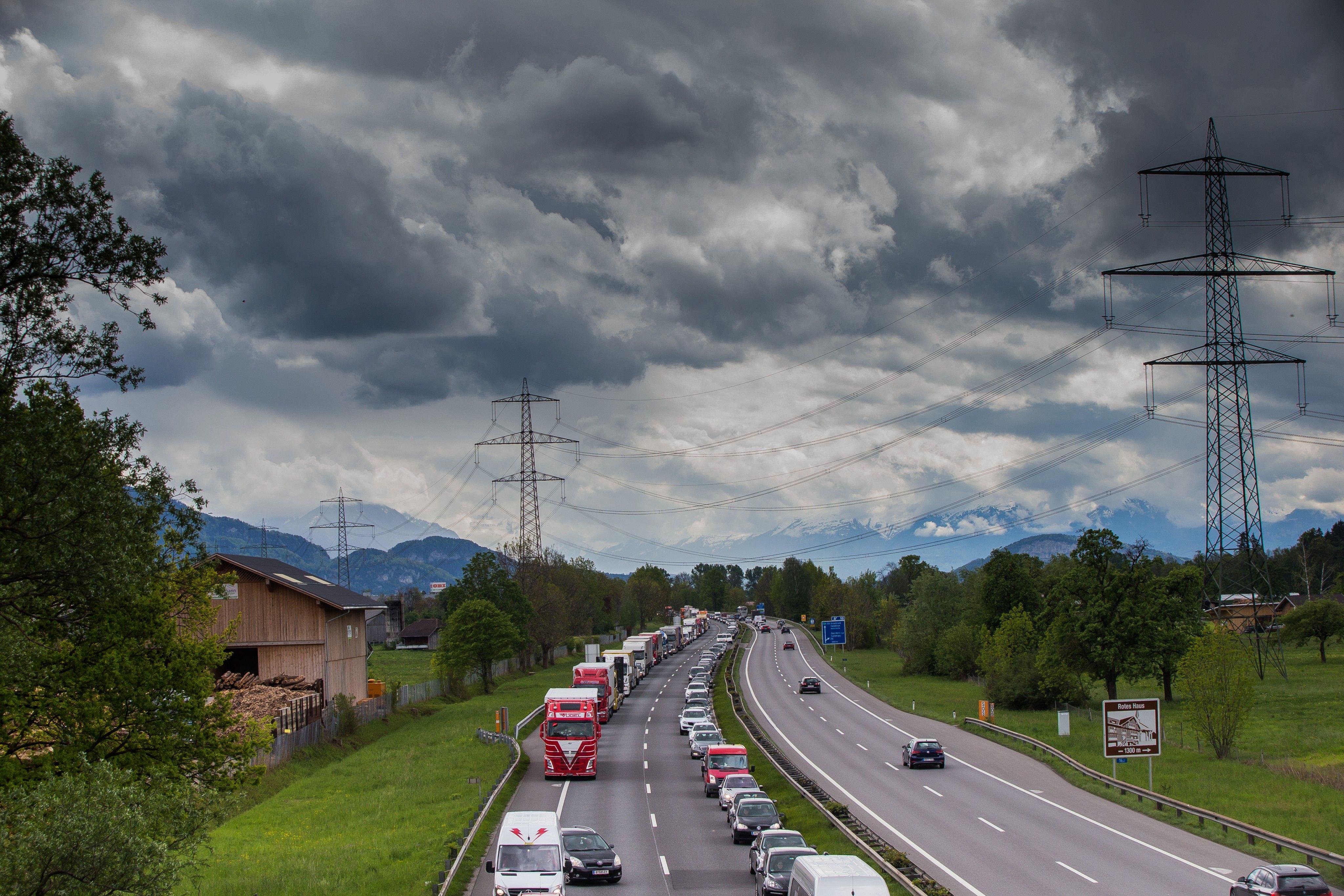 Autoverkehr bremst Vorarlbergs Energieeinsparungsbemühungen