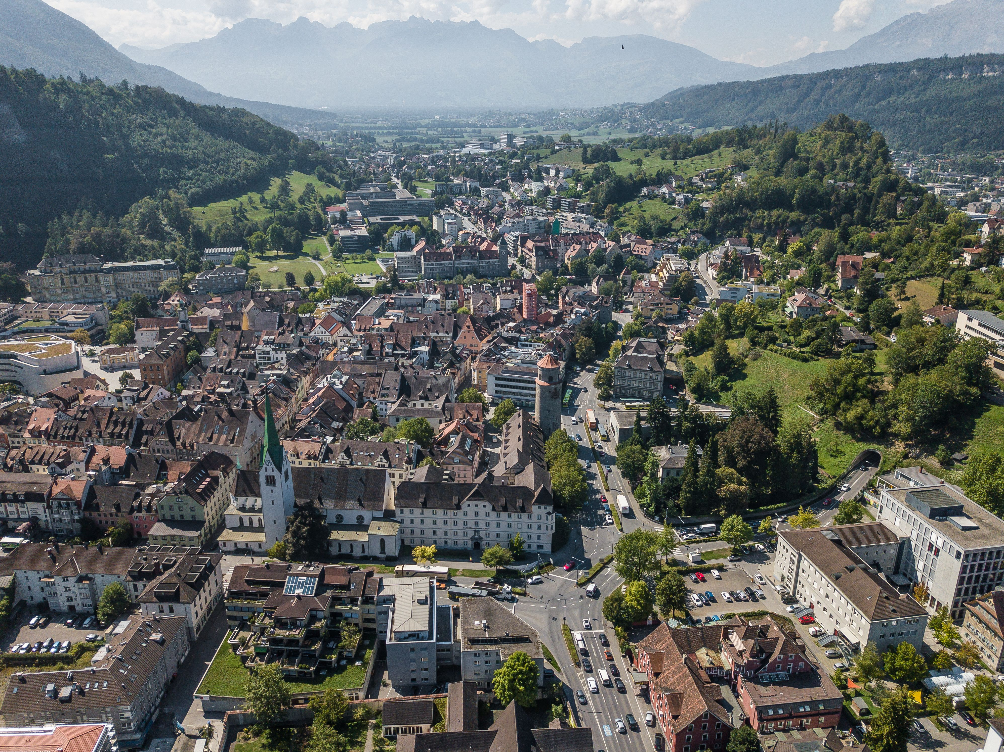 Stadt Feldkirch benennt Gasse nach Arthur Conan Doyle