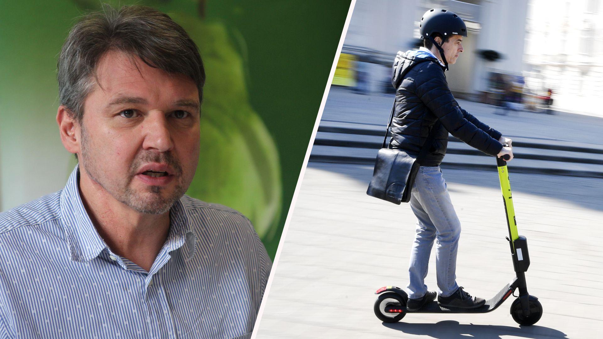 Urban und modern: E-Scooter mieten in Lustenau