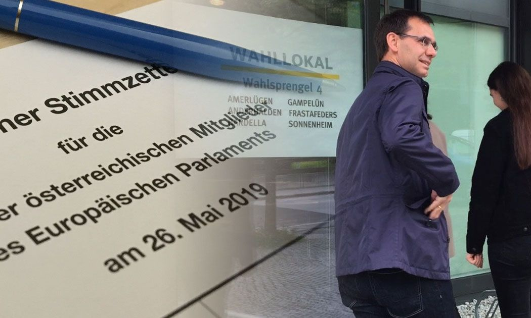 Live: Die EU-Wahl in Vorarlberg