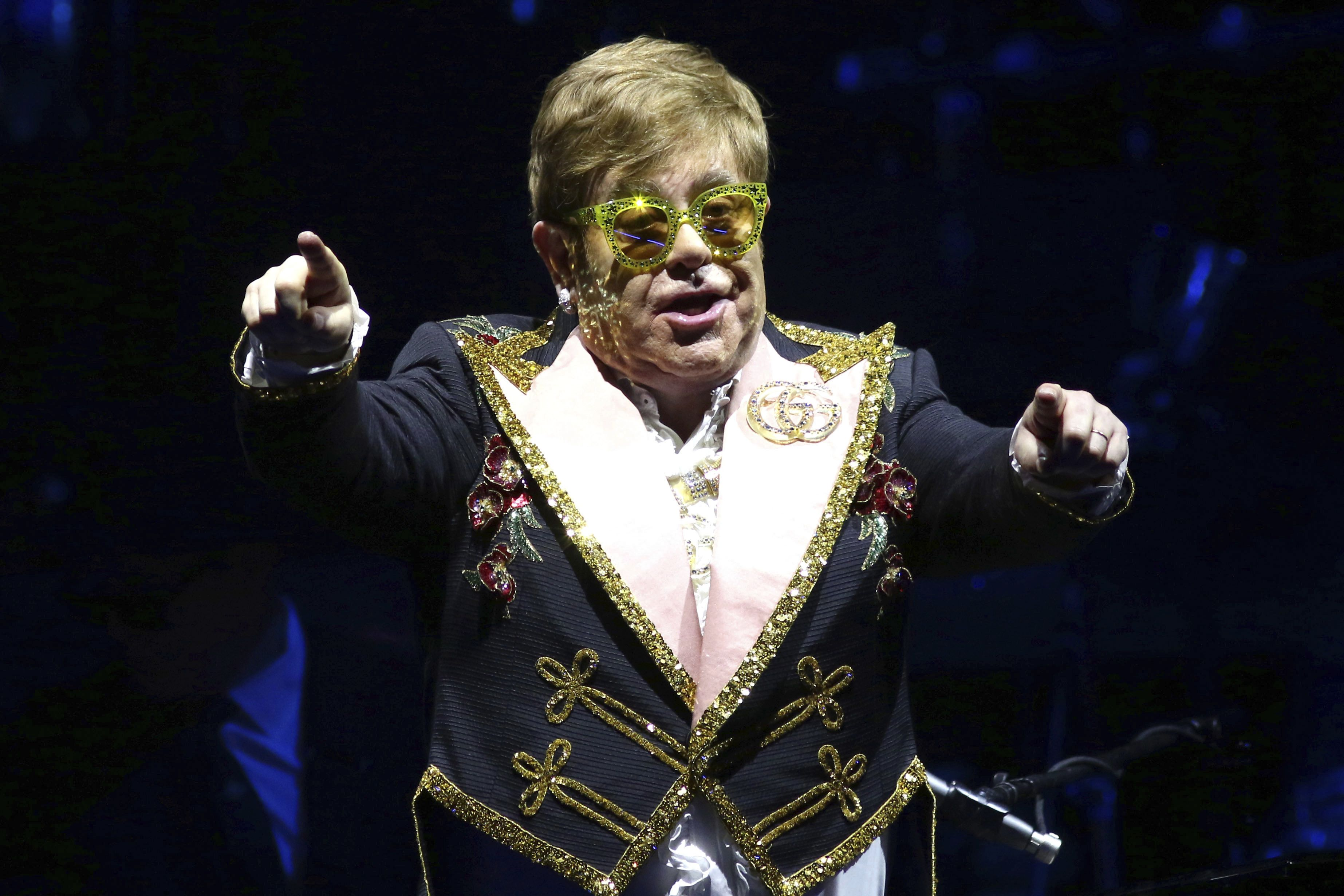 Abschiedstour: Elton John macht in Wien Halt