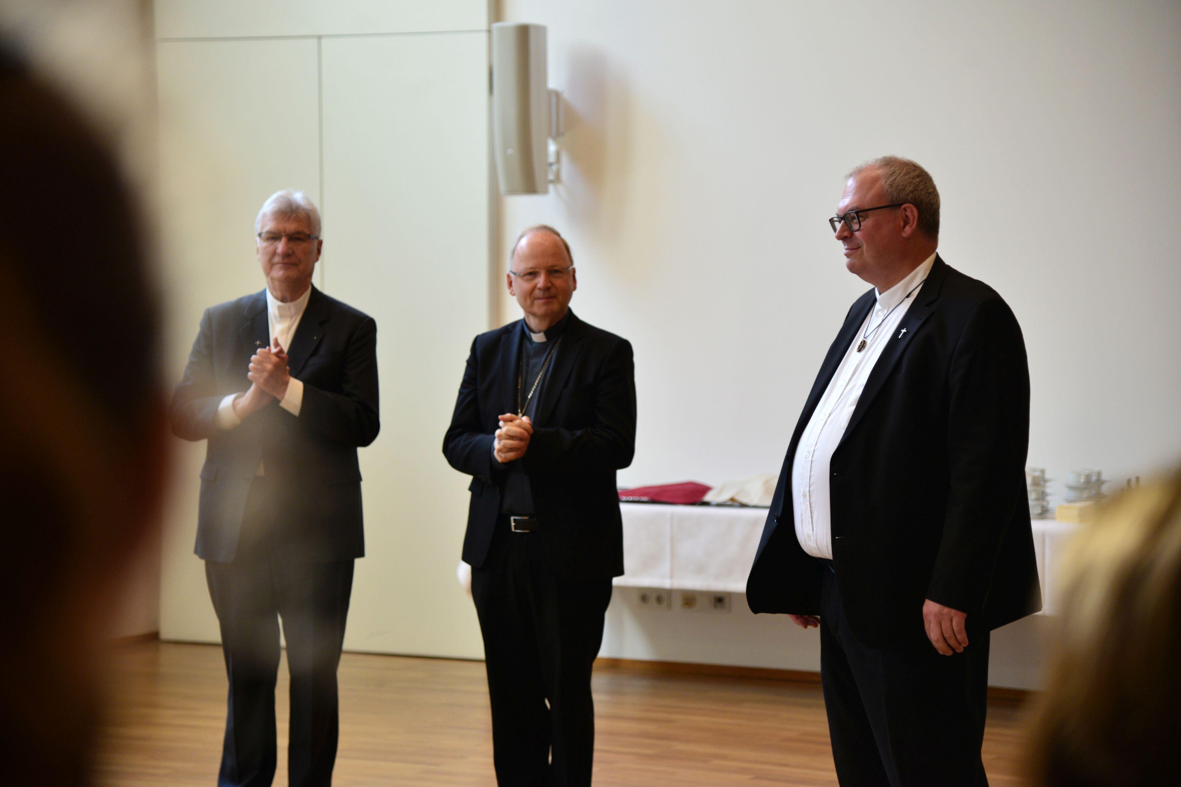 Hubert Lenz wird Generalvikar der Diözese Feldkirch