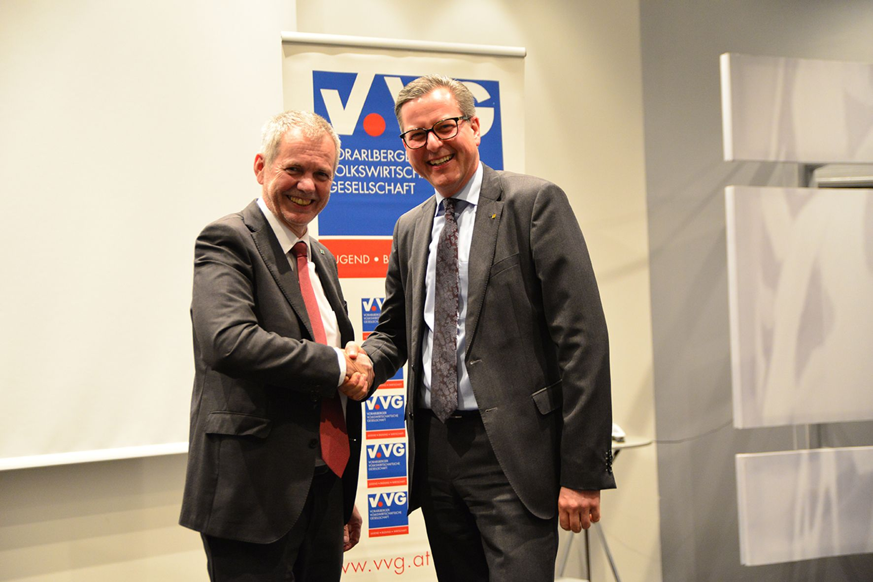 Sturn neuer VVG-Präsident