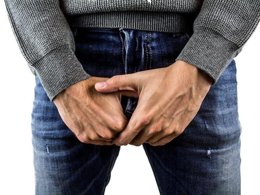 Ohne penis mann der Ein Mann