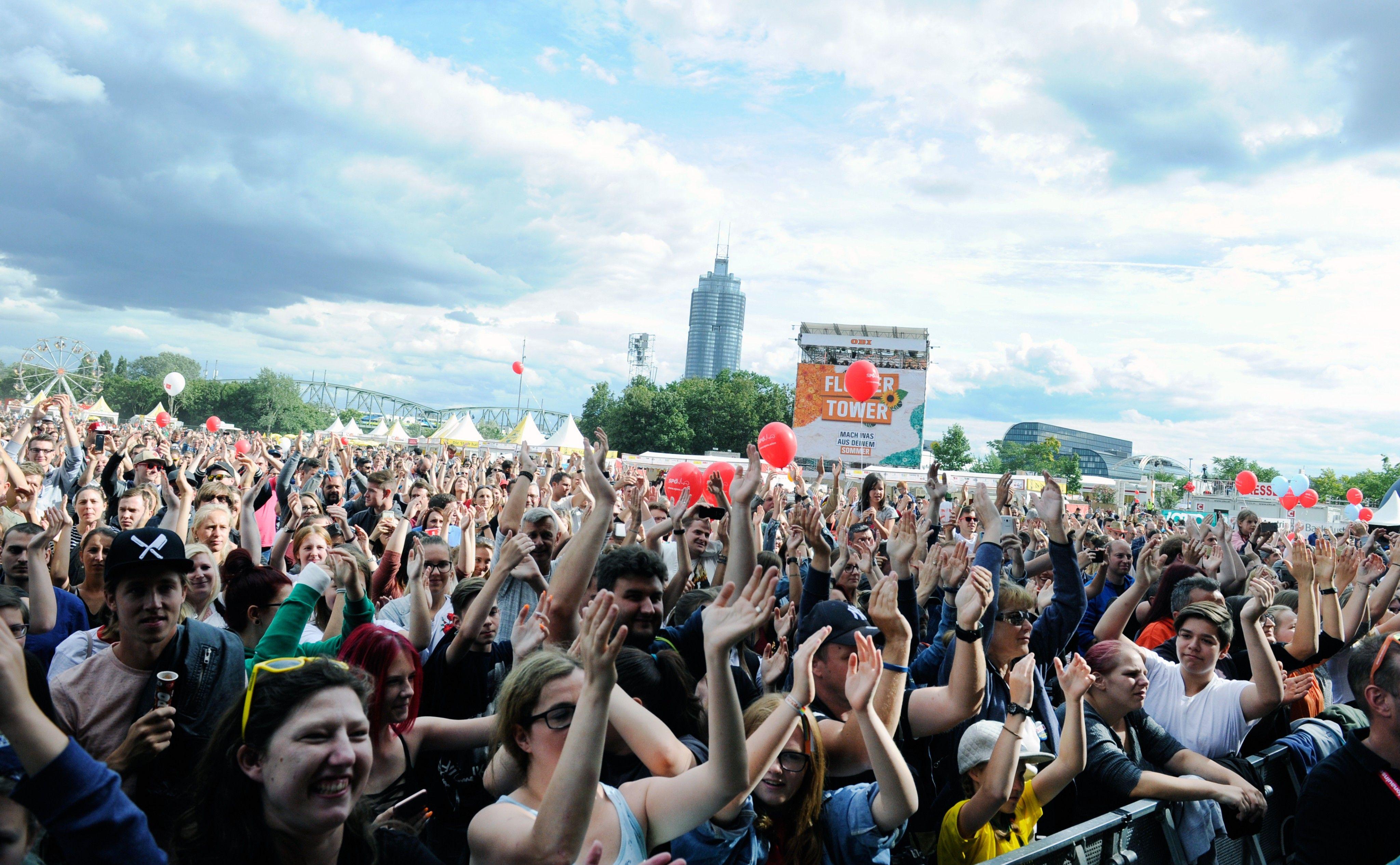 LIVE: Weitere Acts für das Donauinselfest 2019
