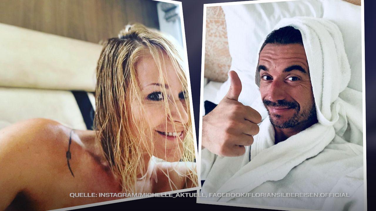 Affären-Gerüchte: Was läuft zwischen Michelle und Florian Silbereisen?