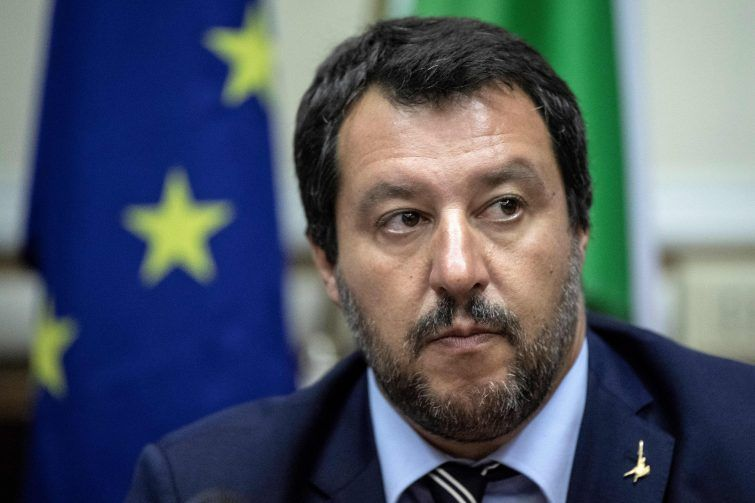 Orbán und Salvini schmieden Allianz — EU-Wahl