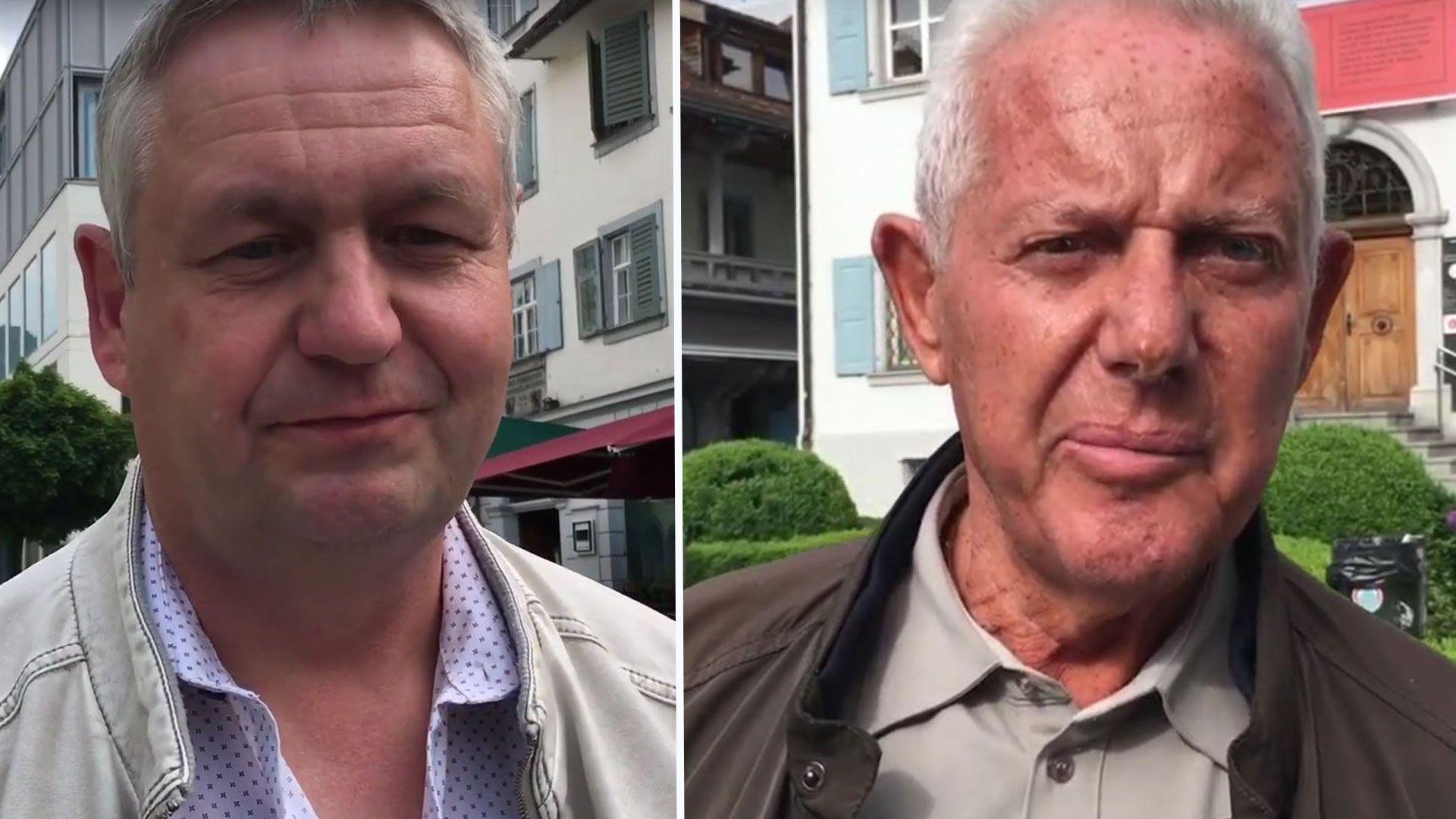 EU-Wahl: Das sagen Vorarlberger zu den ersten Trends