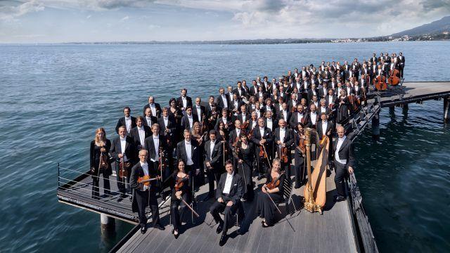 Wiener Symphoniker: Gratis Konzert im MQ Haupthof