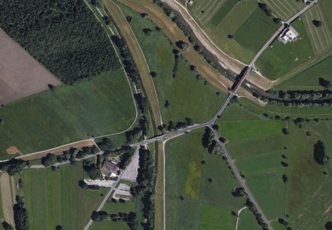 Vorarlberg: Pkw blieben in den Fluten stecken