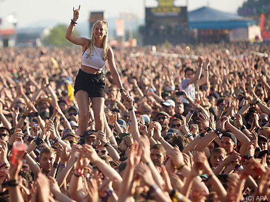 Das Musikfestival begeistert jedes Jahr zigtausende
