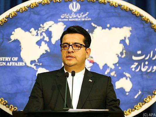 Iran verurteilt neue US-Sanktionen gegen Petrochemie-Konzern