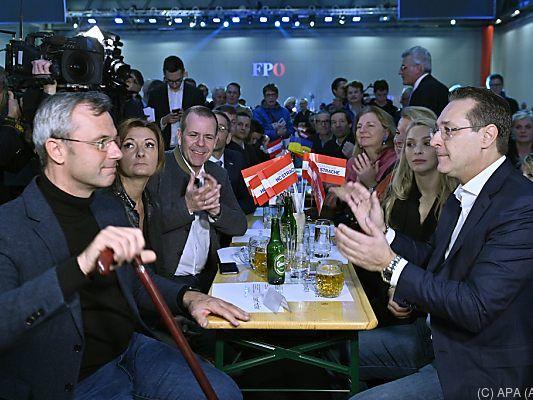 Österreich: Heinz-Christian Straches Frau will für FPÖ ins Parlament