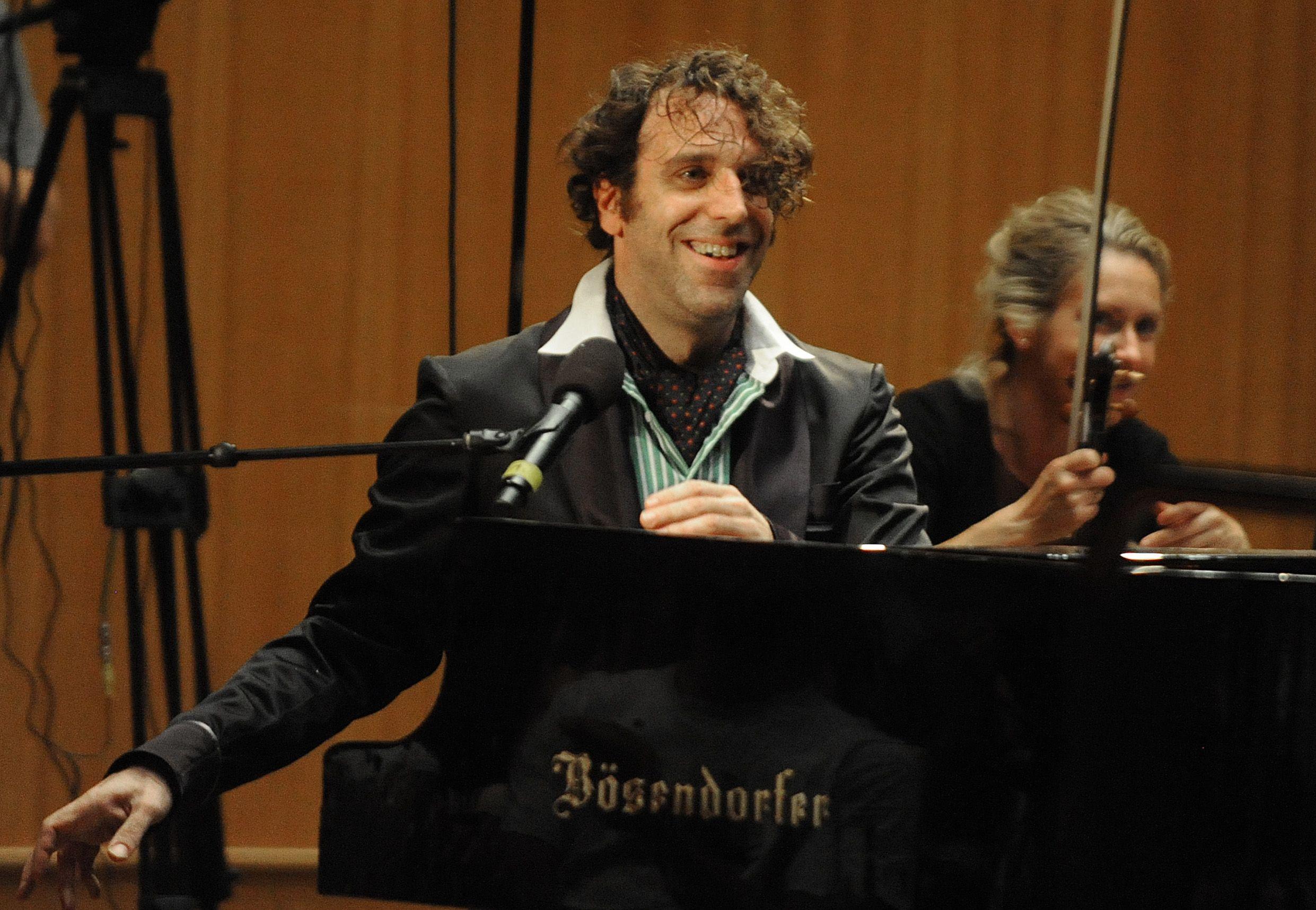 Jazz-Fest Wien: Brasilianische Töne und Tastenzauber