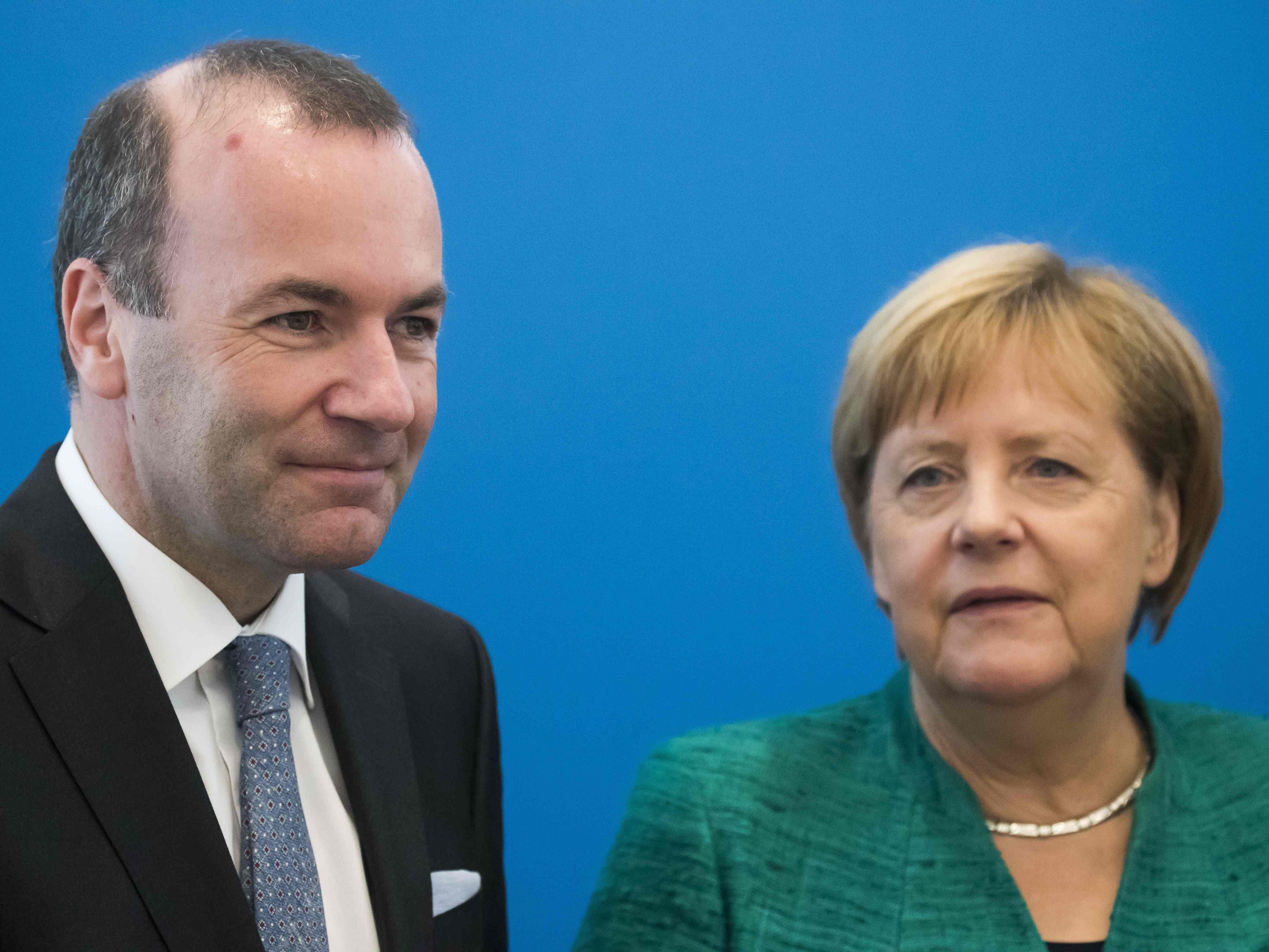 Weber offenbar endgültig aus dem Rennen — EU-Kommissionschef