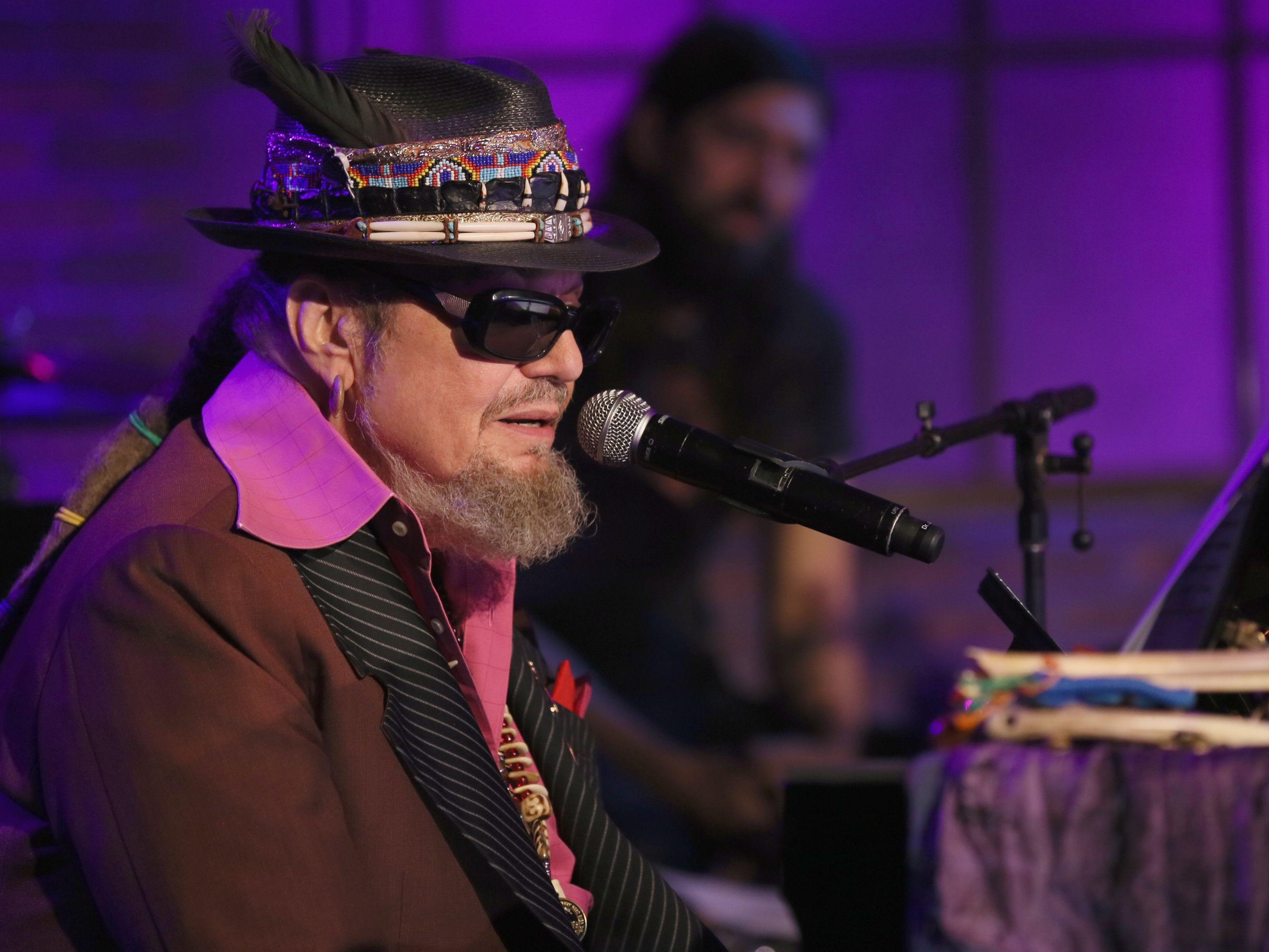 Dr. John: Grammy-Gewinner stirbt im Alter von 77 Jahren