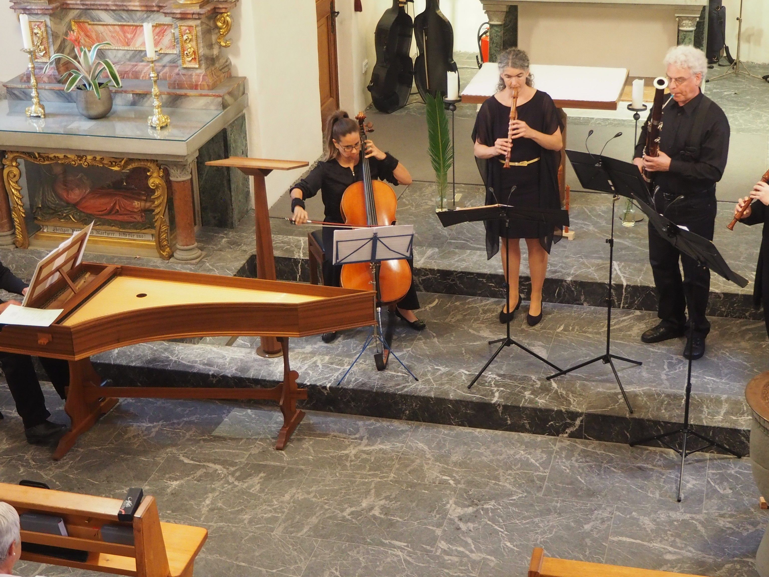 Ensemble Concordanza in St.Peter