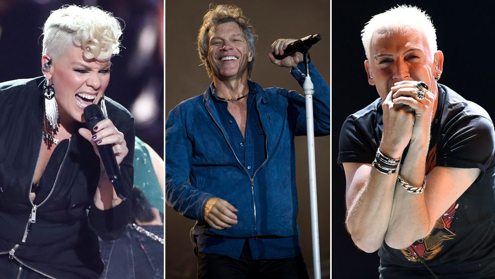 Bon Jovi, Pink, Scooter: Konzert-Highlights im Juli 2019 in Wien