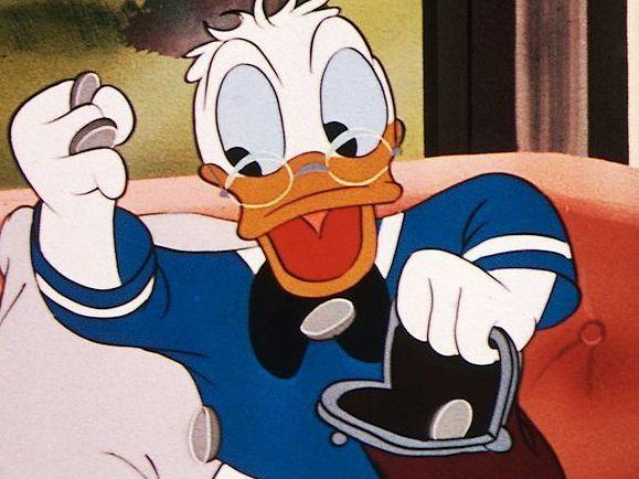Happy Birthday Donald Duck Die Kult Ente Wird 85 österreich