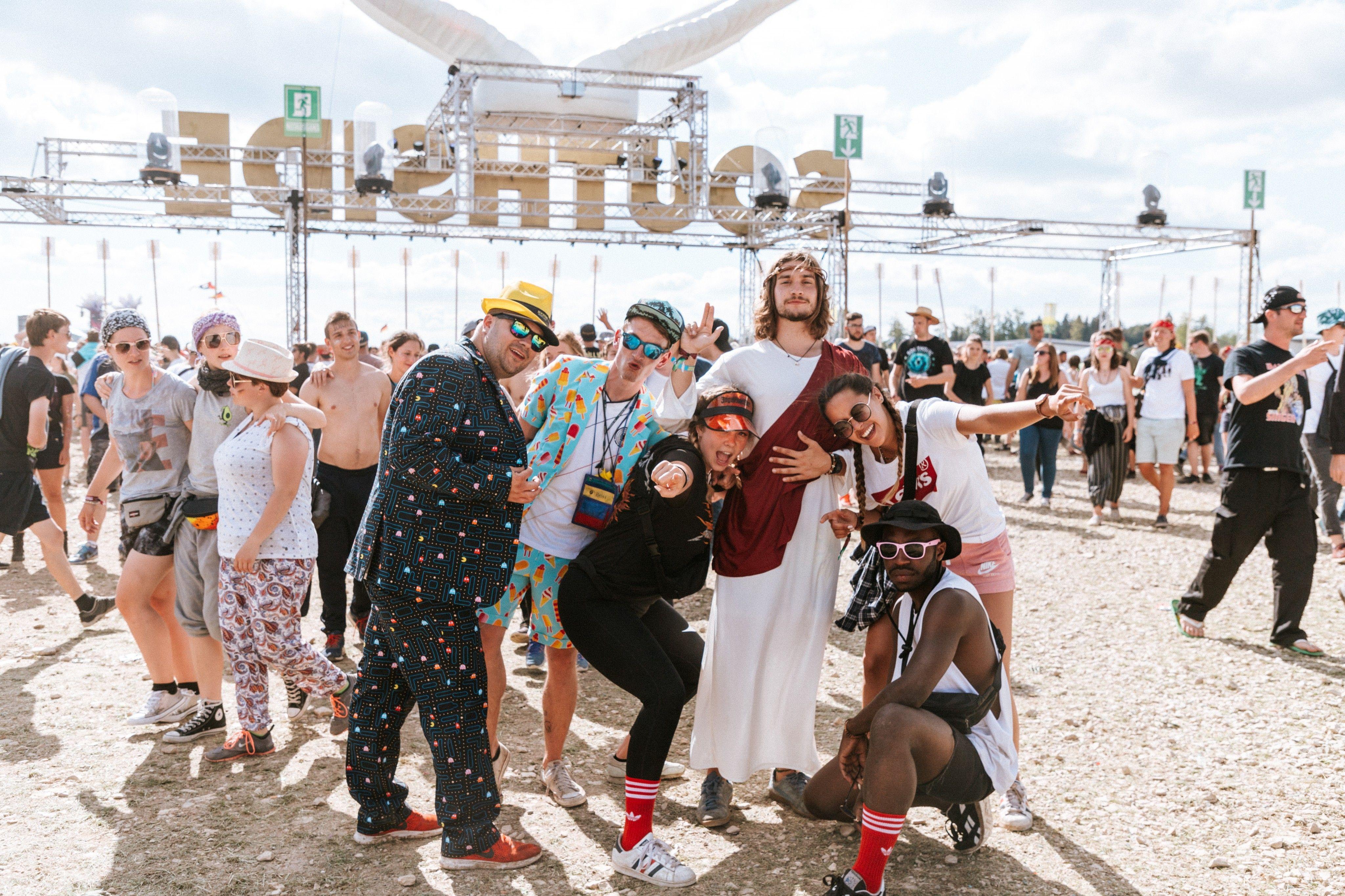 Das Southside Festival steht in den Startlöchern