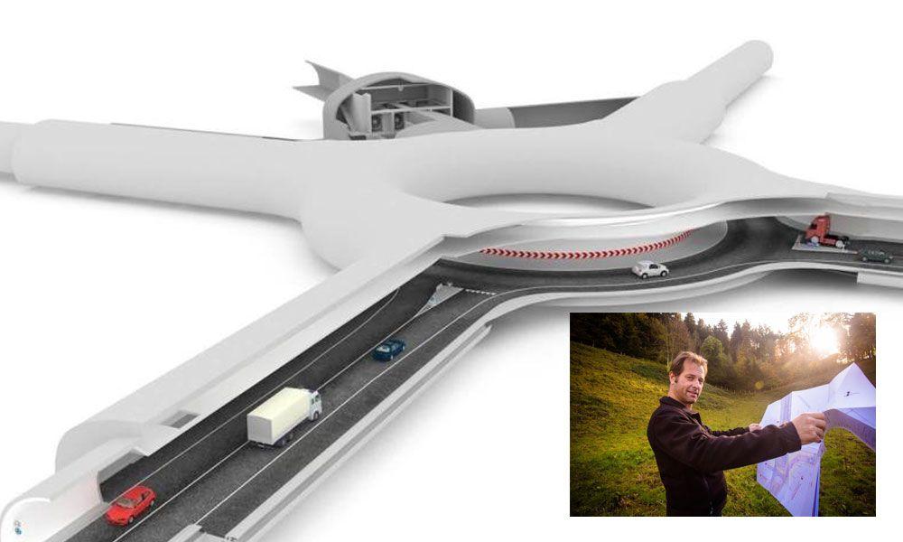 Stadttunnel Feldkirch: Baubeginn schon im Herbst