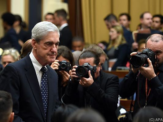 Donald Trump: Mueller sieht ihn in Russland-Ermittlungen nicht entlastet