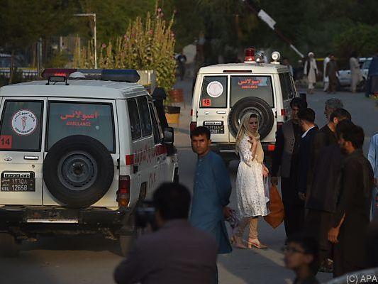 Anschlag überschattet Beginn des Präsidentenwahlkampfs in Afghanistan