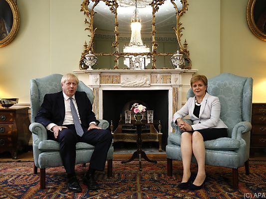 Sturgeon zu Brexit -