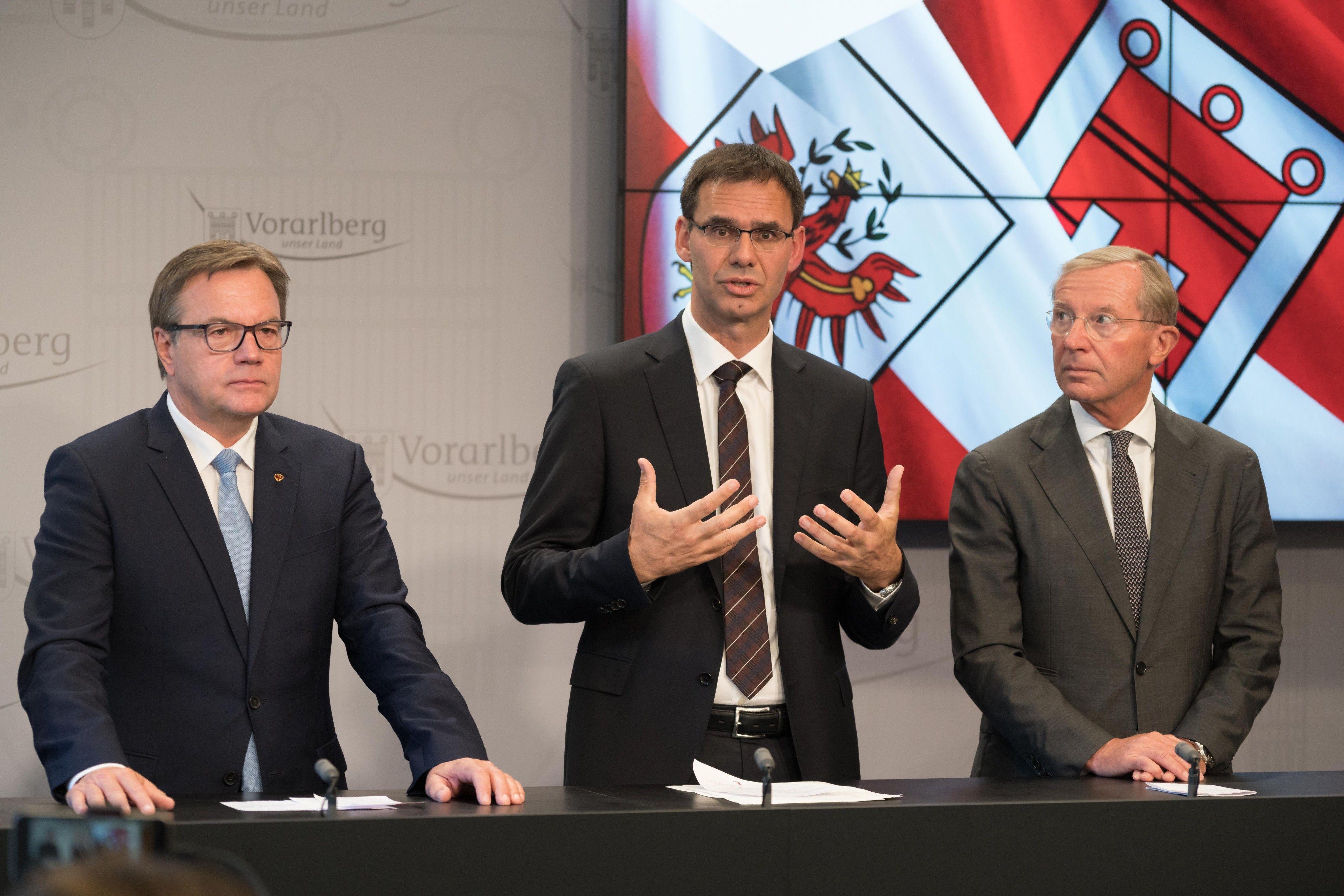 """ÖVP-FPÖ-Koalition für ÖVP-""""Westachse"""" nicht ausgemacht"""