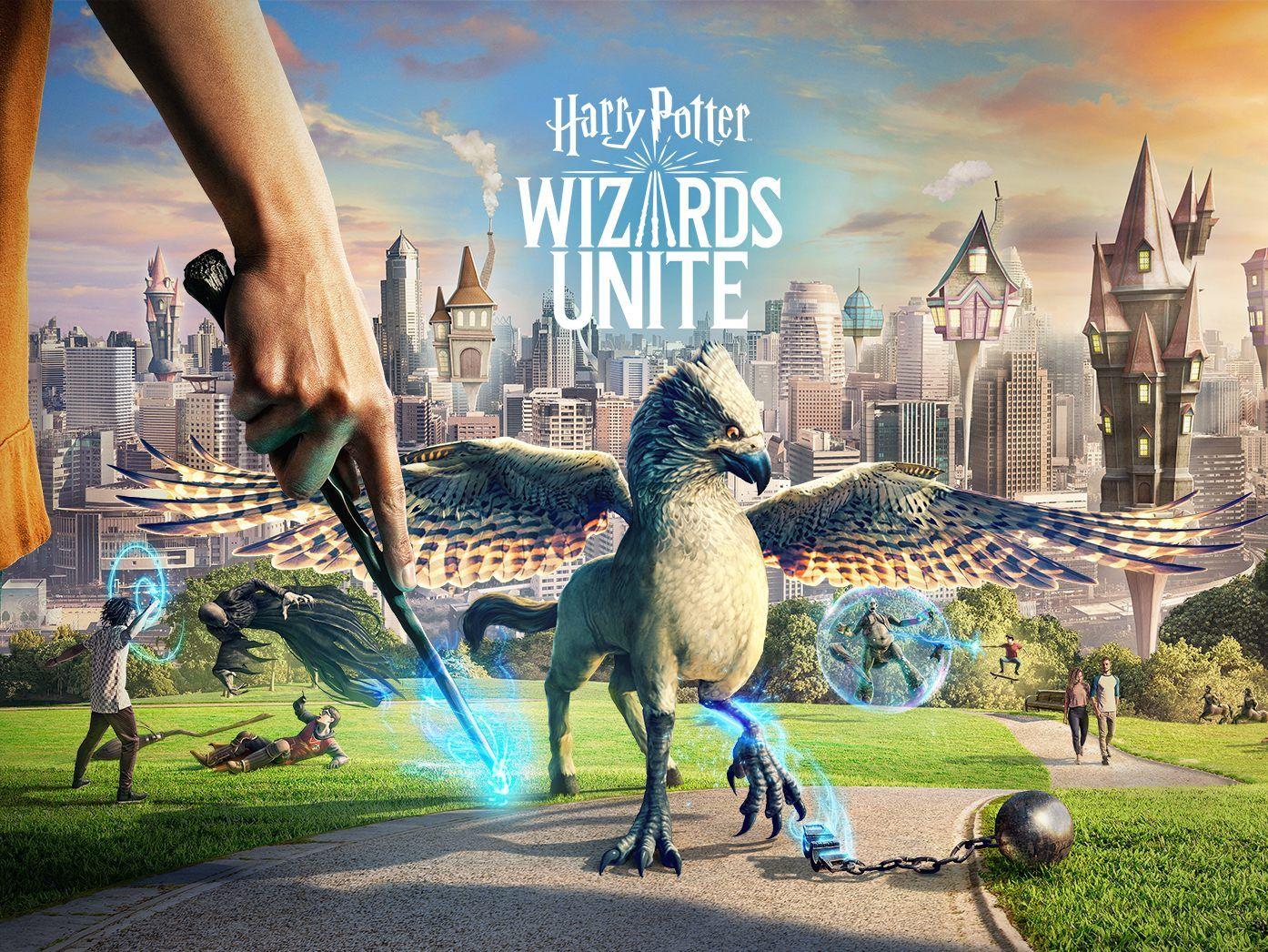 wizards unite freunde finden