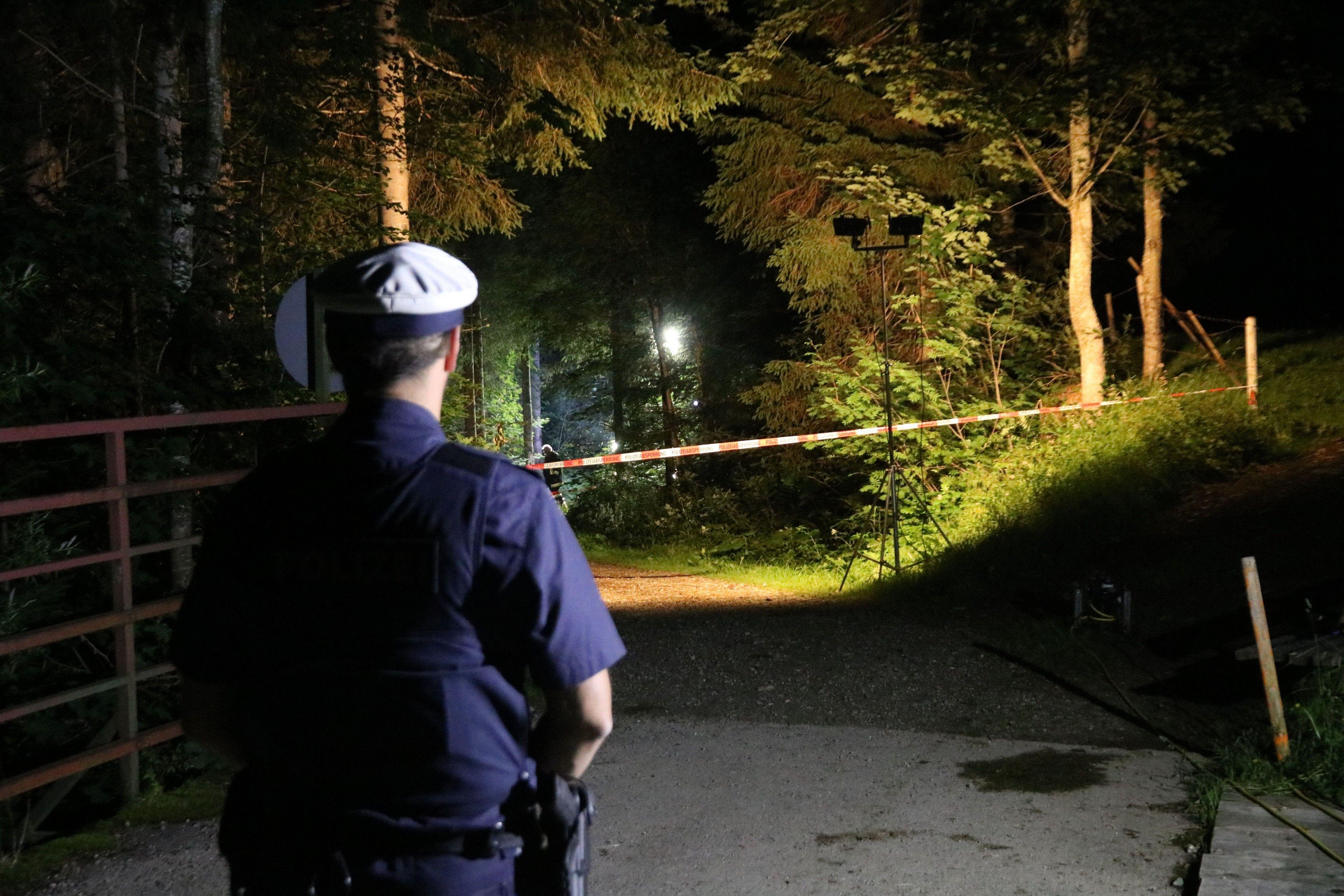 Zwei Vorarlberger Kinder sterben bei Traktortragödie