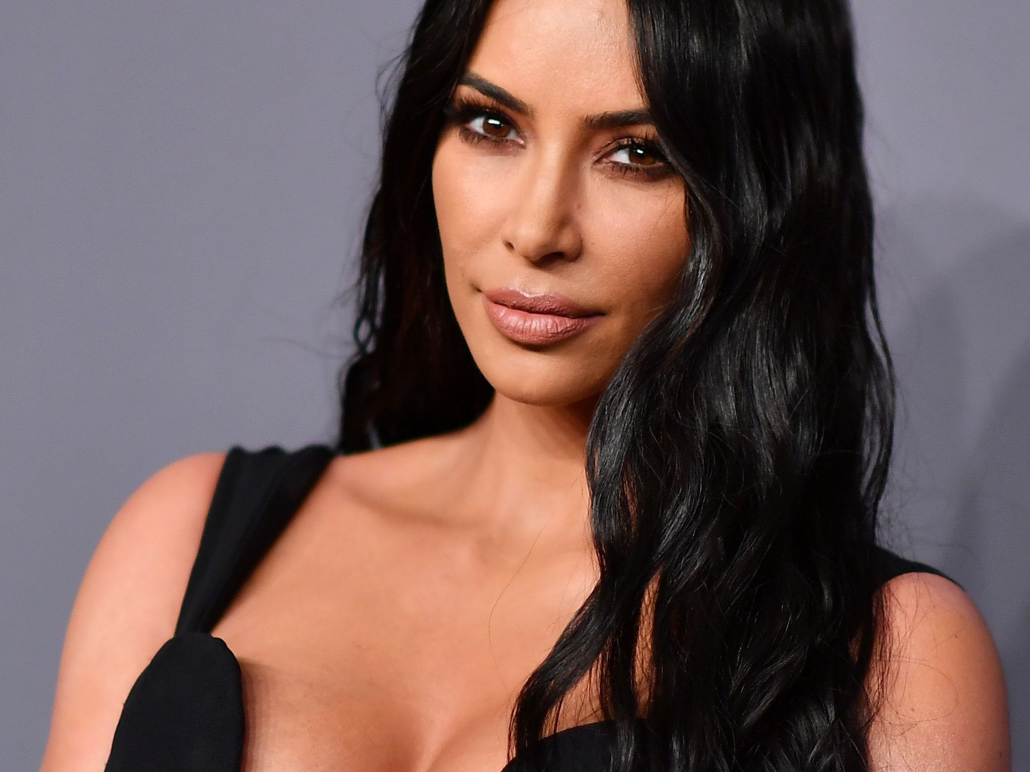 Reality-TV- und Social Media-Superstar Kim Kardashian.