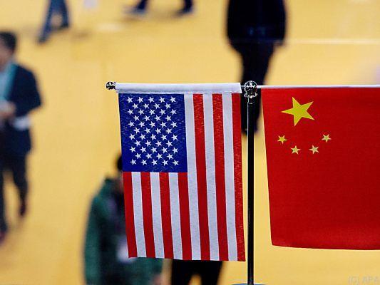 Handelsstreit eskaliert weiter:China droht den USA mit Konsequenzen